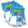 123inkt Aanbieding: Super Glossy CD Labels 2 per vel diagonaal 5 sets + 1 GRATIS (120 labels)  060060
