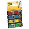 3M Post-it index smal met 4 basiskleuren 11,9 x 43,1 mm (140 tabs)