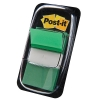 3M Post-it index standaard groen 25,4 x 43,2 mm (50 tabs)