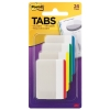 3M Post-it vlakke indextabs strong voor opbergmappen (24 tabs)