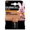 Duracell plus power 9V 6LR61 batterij MN1604 204508