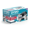 Dymo LabelWriter Wireless zwart + 4 rollen labels 2076101 833398