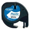 Dymo S0721610 / 91201 plastic tape wit 12 mm (origineel)