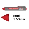 Edding Retract 12 whiteboard marker rood (1,5 - 3 mm rond)