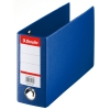 Esselte 4709 bank-giro ordner A4 plastic blauw 80 mm 47092 203866