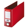 Esselte 4709 plastic bank-giro ordner 80 mm rood 47091 203868