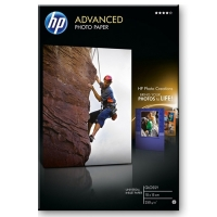 HP Q8691A advanced glossy photo paper 250 grams 10 x 15 cm borderless (85 vel)  064861