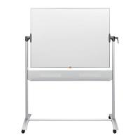 Nobo Classic Emaille kantelbord horizontaal mobiel 150 x 120 cm 1901035 247151
