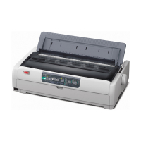 OKI Microline ML5791eco matrix printer zwart-wit 44210205 899074