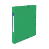 Oxford elastobox Top File+ groen 25 mm