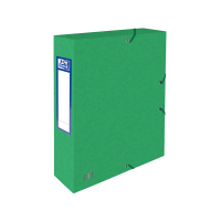 Oxford elastobox Top File+ groen 60 mm 400114381 260118