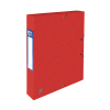 Oxford elastobox Top File+ rood 40 mm