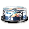 Philips CD-R 80 min. 25 stuks in cakebox