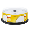 Philips CD-R 80 min. printable 25 stuks in cakebox