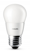 Philips E27 led-lamp kogel mat 4W (25W)