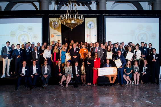 Alle winnaars BeCommerce Awards