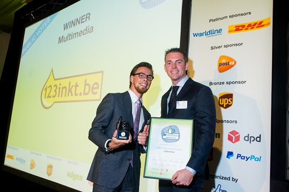 Winnaars BeCommerce Awards 2017