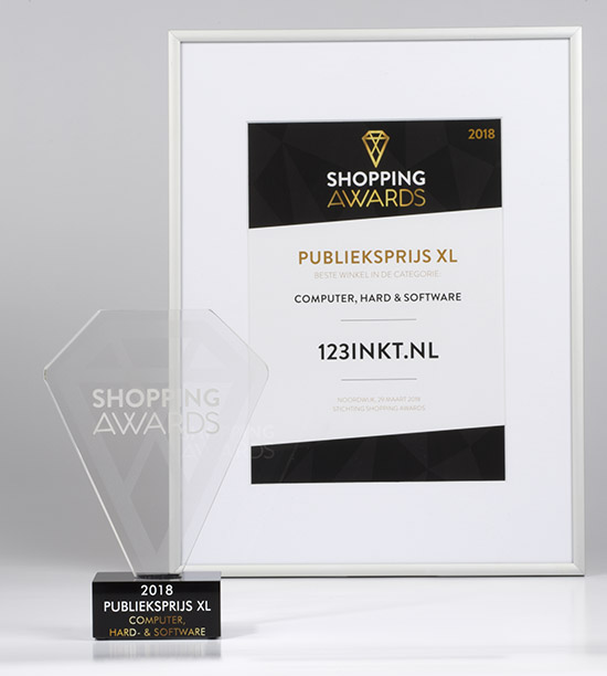 Shopping Award XL 2018